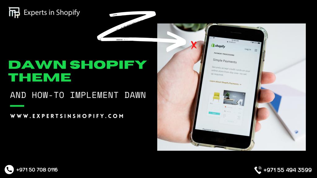 shopify experts explains Dawn Shopify Theme