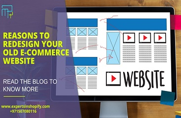 Why Should You Redesign Your Old E-commerce Website?